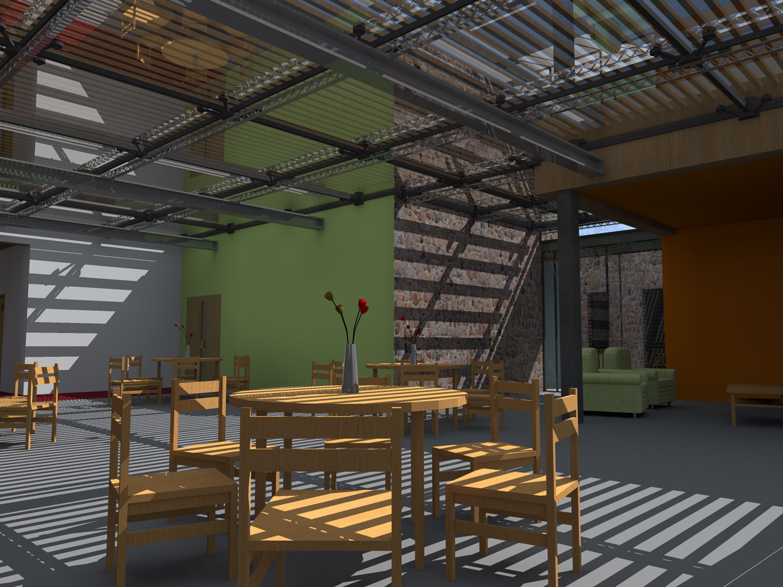 Unit alzheimer s bastien petit for Architecture unite alzheimer