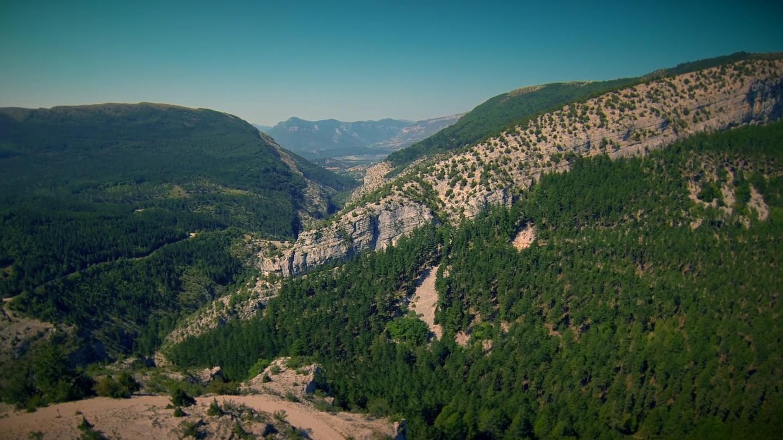 Pas de Jubéo, Drone, Hautes-Alpes